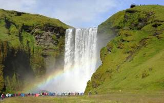 Skógafoss, Iceland South Coast Day Trip