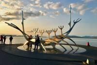 Sun Voyager, Reykjavik Visit