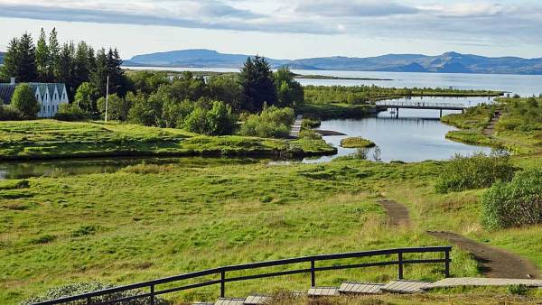 Thingvellir, Iceland Golden Circle Tour