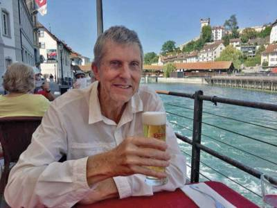 Tim, Reuss River, Lucerne, Mount Rigi Day Trip