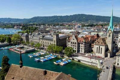 Visit Zurich Old Town
