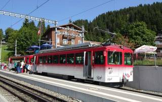 Vitznau - Mount Rigi Cog Train