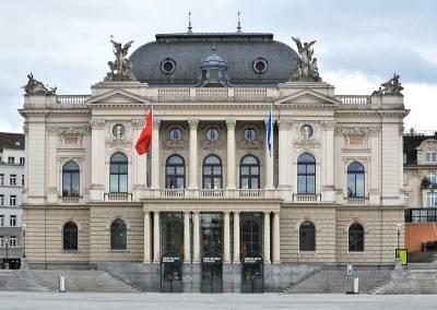 Zurich Opera House, Visit Zurich
