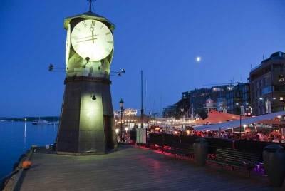 Aker Brygge Waterfront Wharf, Visit Oslo