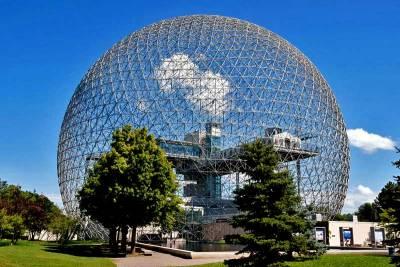 Biosphere, St Helen's Island, Visit Montréal