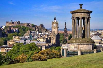 Dugald Stewart Monument, Calton Hill, Visit Edinburgh