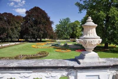 Castle Garden, Visit Cesky Krumlov