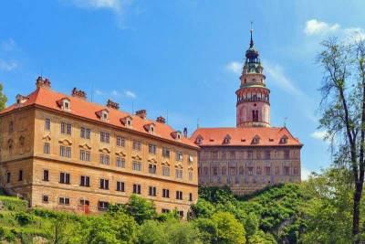 Český Krumlov Castle, Visit Cesky Krumlov