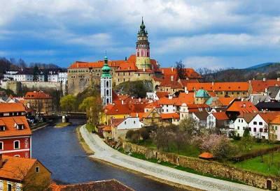 Visit Cesky Krumlov, Czech Republic