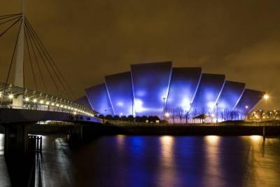 Clyde Auditorium, SEC Armadillo, Visit Glasgow