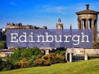 Edinburgh Title Page