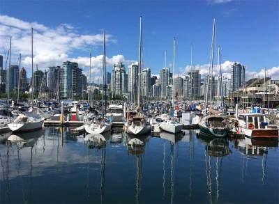False Creek, Visit Vancouver, BC
