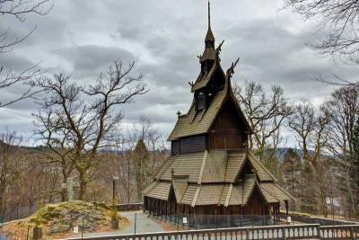 Fantoft Stave Church, Visit Bergen