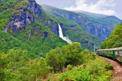 Flåm Railway Route, Visit Flam