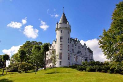 Gamlehaugen Royal Castle, Bergen