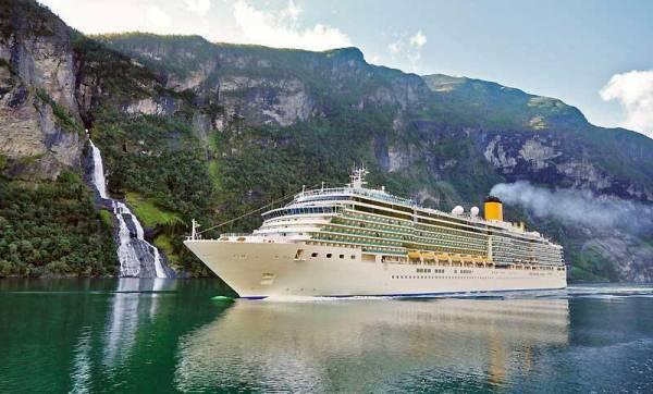Geiranger Fjord Cruise