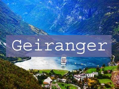 Visit Geiranger