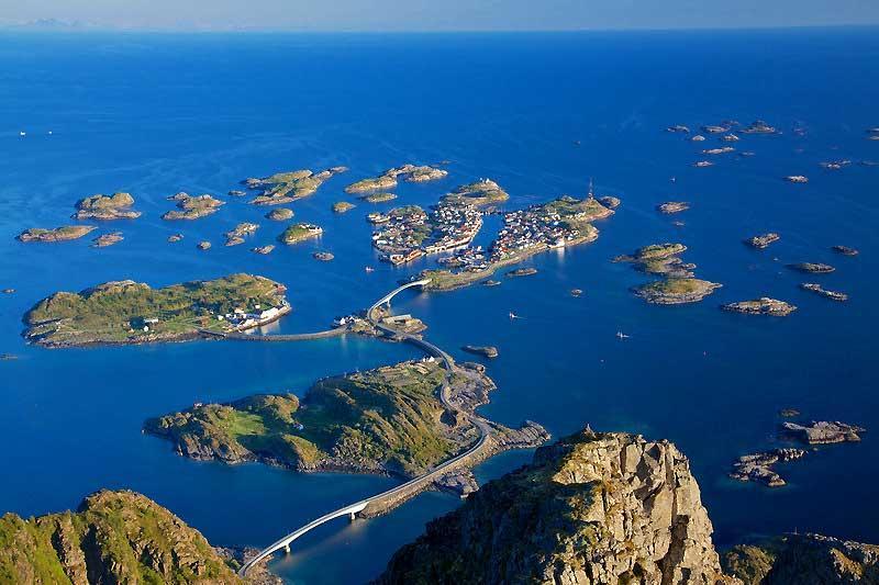Henningsvaer, Lofoten Islands