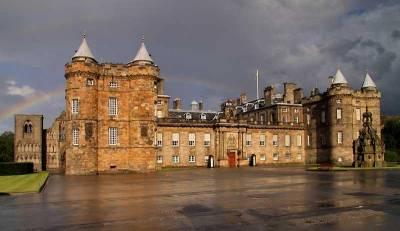 Palace of Holyrood, Edinburgh