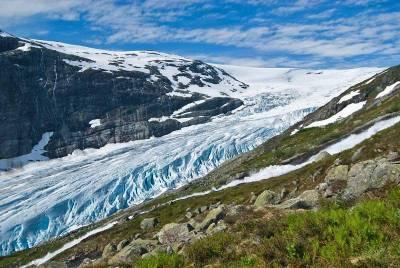 Jostedal Glacier, Jostedalsbreen National Park