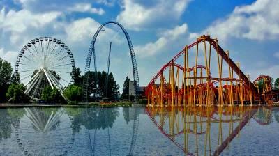 La Ronde Amusement Park, Visit Montréal