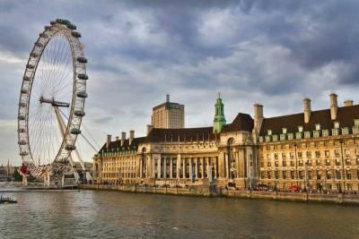London Eye, Visit London, England
