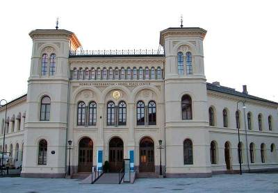 Nobel Peace Center, Visit Oslo