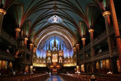Notre-Dame Basilica, Visit Montréal