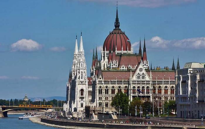Parliament, Visit Budapest
