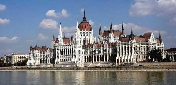 Parliament, Danube River, Budapest