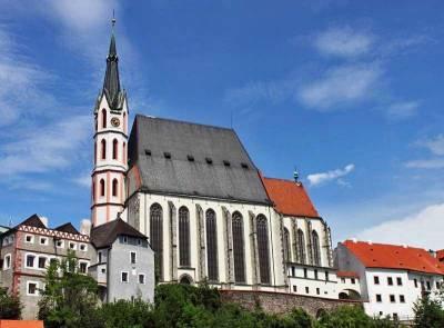 St Vitus Church, Visit Cesky Krumlov