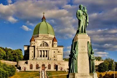 St Joseph's Oratory, Visit Montréal