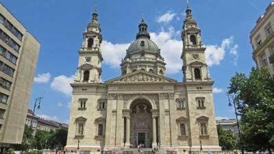 St Stephen's Basilica, Budapest