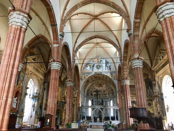 Verona Cathedral, Verona Visit