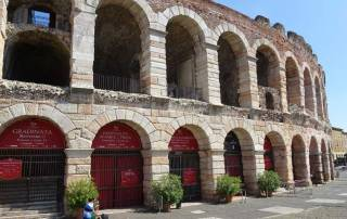 Verona Roman Arena, Verona Visit