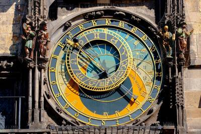 Astronomical Clock, Old Town Square, Visit Prague