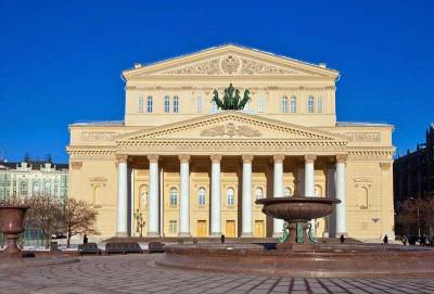 Bolshoi Theatre, Visit Moscow