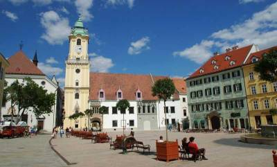 Old Town Hall, Main Square, Visit Bratislava