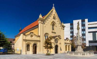 Capuchin Church, Visit Bratislava