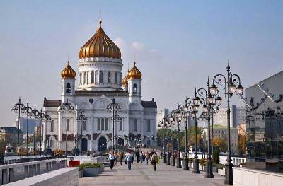 Cathedral of Christ the Savior, Visit Moscow