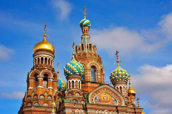 Church of the Saviour on Spilled Blood, Visit St Petersburg
