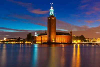 City Hall, Visit Stockholm
