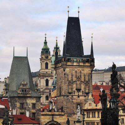 City of a Hundred Spires, Visit Prague