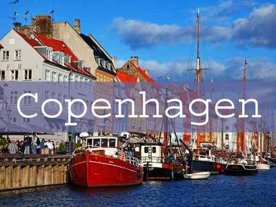 Copenhagen Title Page