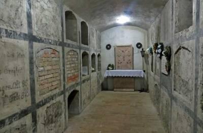 Crypts, St Martin's Cathedral, Visit Bratislava