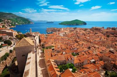 Dubrovnik City Wall & Lokrum Island
