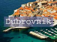 Dubrovnik Title Page