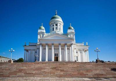 Helsinki White Cathedral