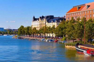 Helsinki Waterway, Finland
