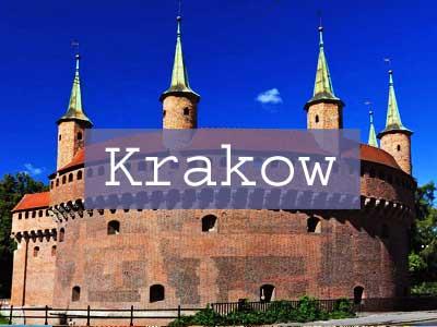 Krakow Title Page